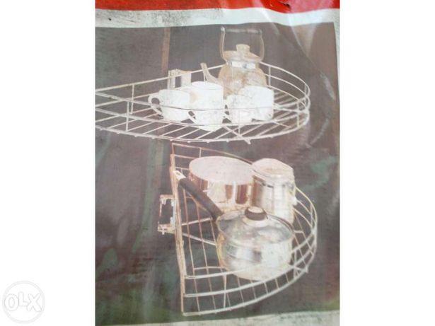 Acessório móvel cozinha - cesta 180º