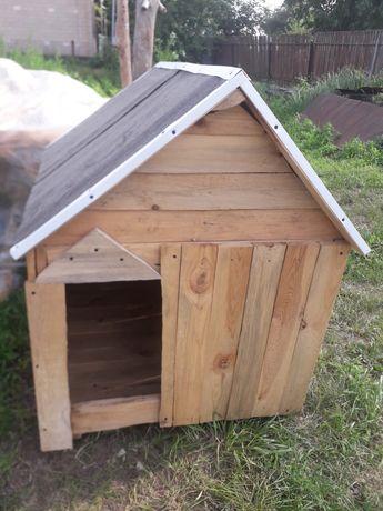 Продаю и делаю под заказ будку-домик для собаки  от 700грн.