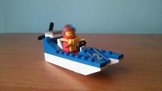 Klocki Lego seria Town, Wave Racer 6508 / 1990