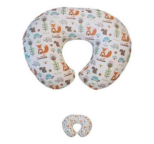 Продам уникальную подушку для кормления Chicco Boppy в чехле!