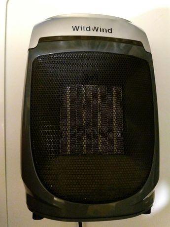 Обогреватель электрический тепловентелятор керамический