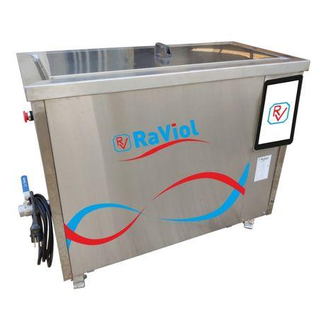 Equipamento Limpar Filtros Particulas Raviol
