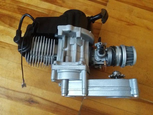 Двигатель 49сс 2т. 3,9л.с. картинг .спитбайк мини мотобайк квадроцыкл.