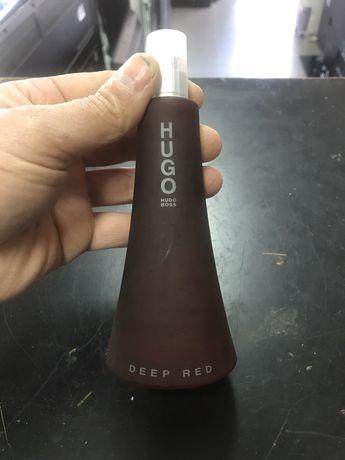 Perfume Hugo Boss Deep Red 90ml