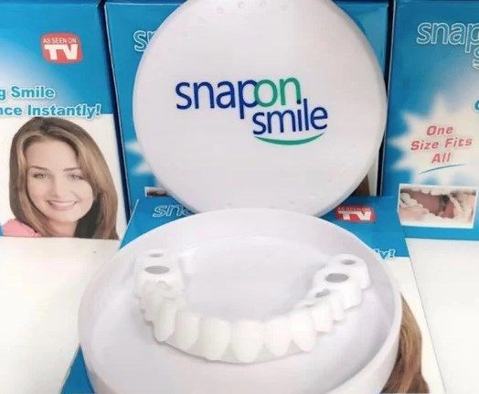 Съемные виниры Snap-On Smile. Все для красивых зубов. Скидка 53%