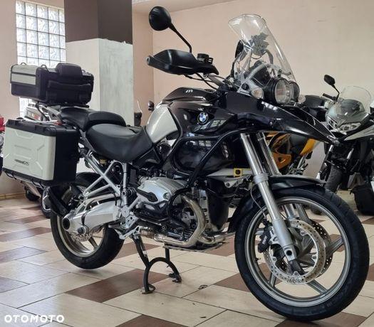 BMW R 1200 GS abs kufry raty transport