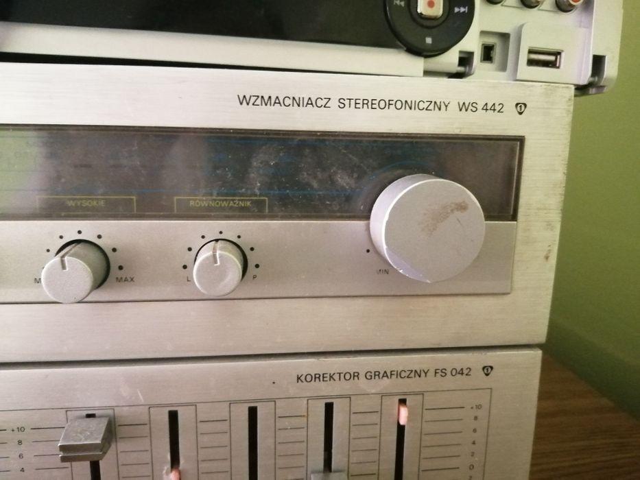 DIORA Wzmacniacz sterefoniczny + korektor graficzny Kędzierzyn-Koźle - image 1