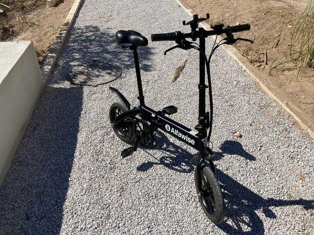 Bike Elétrica ALFAWISE dobrável