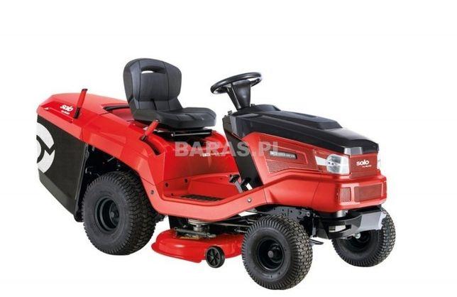 Traktorek kosiarka AL-KO T 15-95.6 HD-A - BARAS