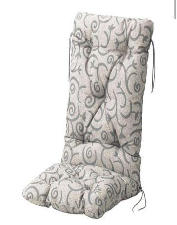 Ikea poduchy na fotele ogrodowe applaro 116x47 model stegon