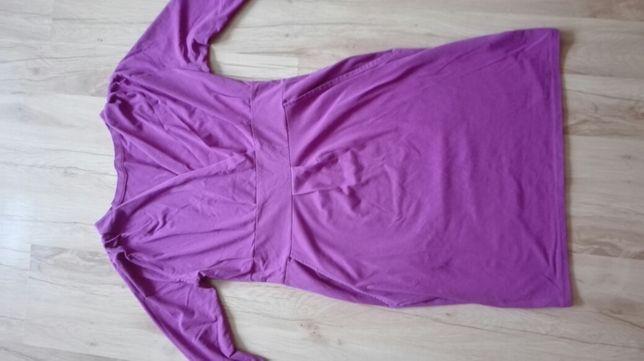Zestaw Sukienka / tunika ciążowa wygodna r. M L
