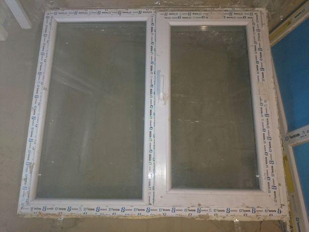 Окно ВДС-8 2 камеры