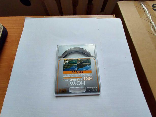 Hoya filtr UV HD 72mm 2szt.