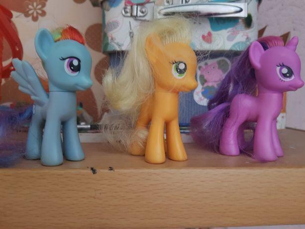 Фикурки may little pony