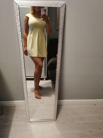Sukienka rozkloszowana r. S