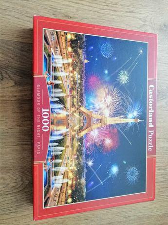 Puzzle 1000 Glamour of the night, Paris