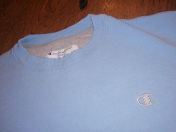 Bluza Czampion, rozmiar L, kolor niebieski