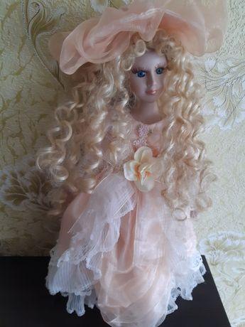 Фарфоровая кукла .Порцелянова Лялька