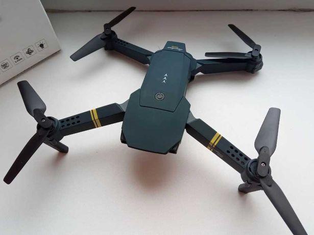 Квадрокоптер  HD c WiFi камерой Дрон противоударный на 3 скорости
