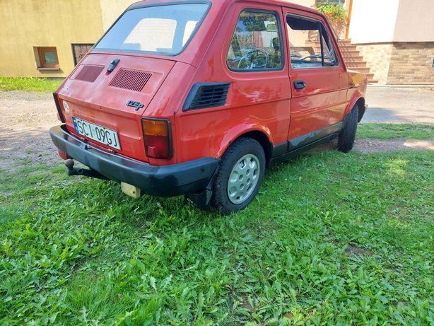 Fiat 126 p  Fl  1991