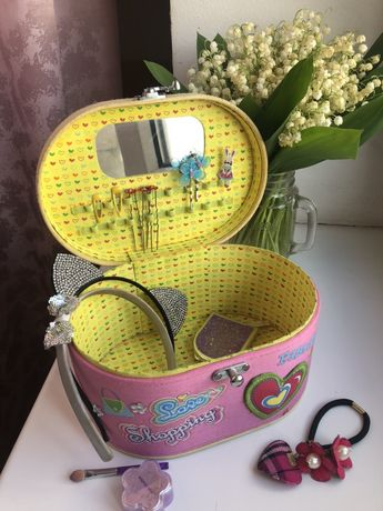 чемоданчик для детской косметики
