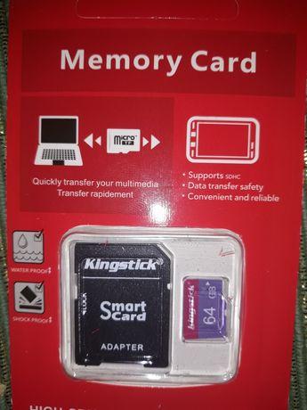 Vendo cartões memória 64gb