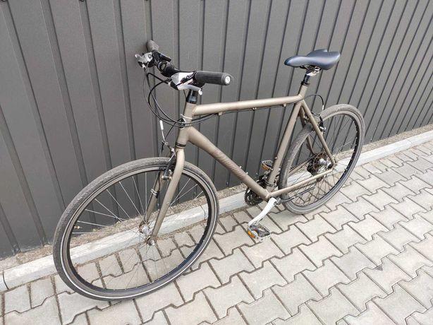 Немецкий туринг городской гибрид велосипед Diamant elan (алюминий)