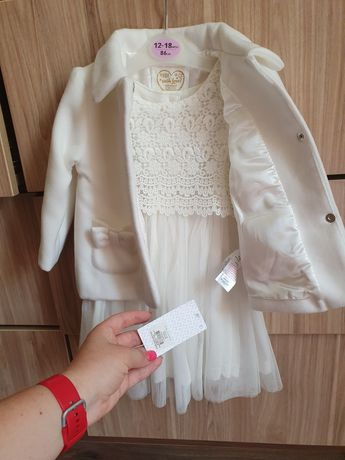 Камплект Платье , пиджак / пальто PRIMARK, плаття