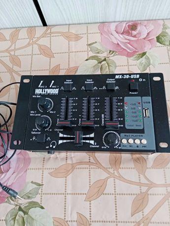 mikser, mixer hollywood mx 30 usb