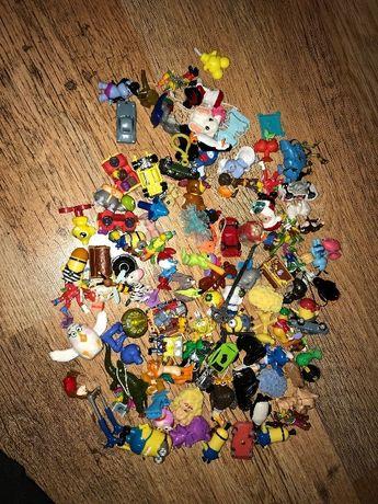 Minionki, danonki, figurki różne