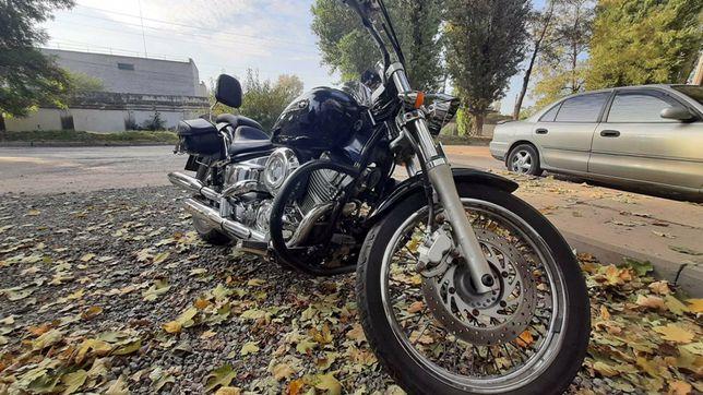 Мотоцикл Yamaha DRAG STAR 400 CUSTOM 3300$