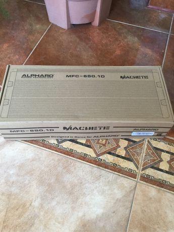 Продам: усилитель Alphard Machete MFC-650.1D