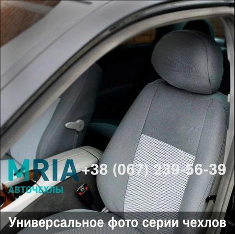 Чехлы из автоткани на ВАЗ 2104 - 2112 Samara Kalina Priora Нива Granta