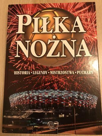 "Książka ""Piłka nożna"""