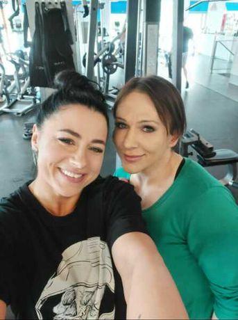 Trener personalny Joanna Ucińska, Mistrzyni Świata w bodyfitness