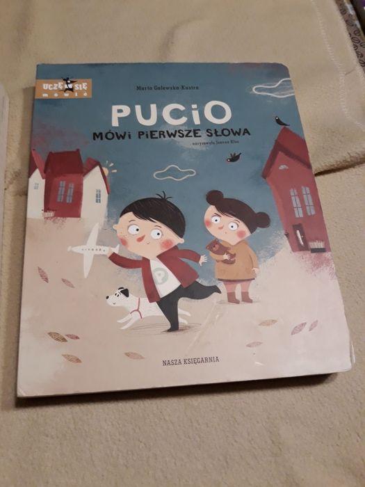 Książki dla dzieci z serii Pucio Babin - image 1