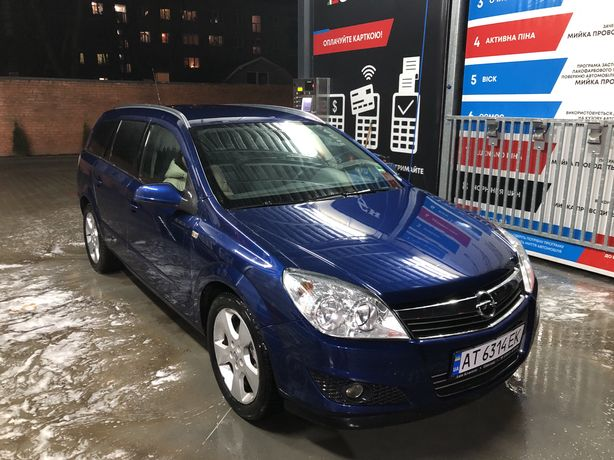 Opel Astra H1.7 опель астра