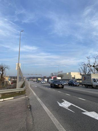 Фасад Житомиоской трассы ! Стоянка , Капитановка