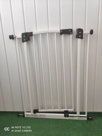 Bramka zabezpieczająca 61-70 cm