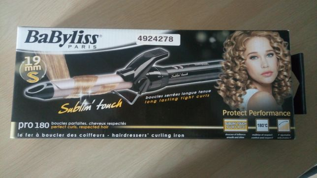 Babyliss Curls 19mm S