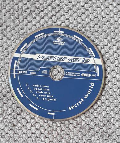 "Płyta CD Vector Mode"" Secret World"""