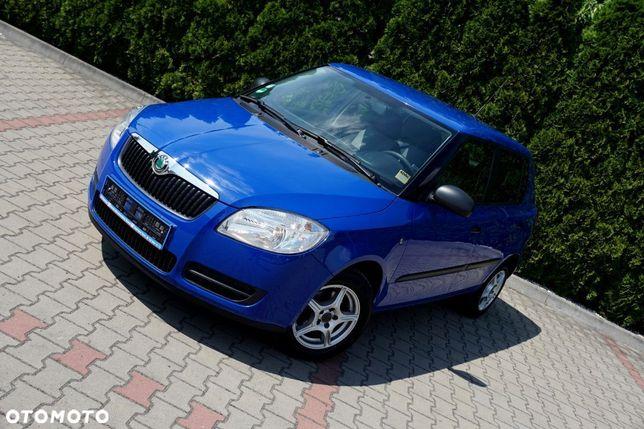 Škoda Fabia 1.2 HTP # 60KM # Klima # ALU # Serwisowany # Bezwypadkowy # 2 kpl. kół