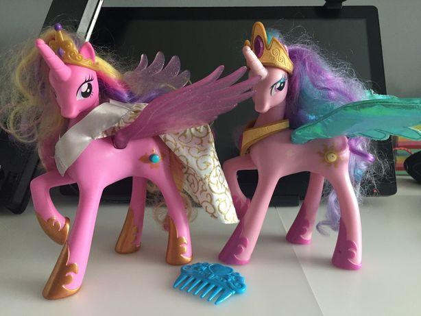 zestaw My Little Pony Celestia oraz Cadance, 2 sztuki