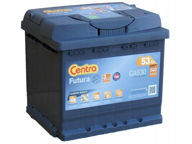 Akumulator Centra Futura 53Ah 540a