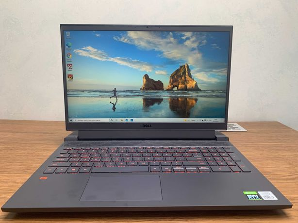 Dell 15 G15 5510 i7-10870H 16/512 SSD Nvidia RTX 3060 FHD 120Hz