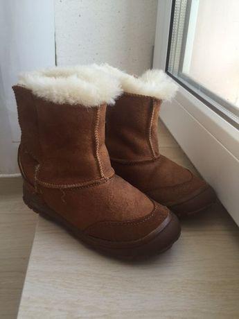 Угги натуральные Ugg. Зимние сапоги ботинки