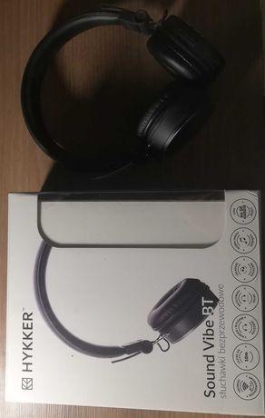 Słuchawki bezprzewodowe hykker sound vibe
