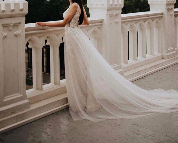 Suknia ślubna firmy Gellena