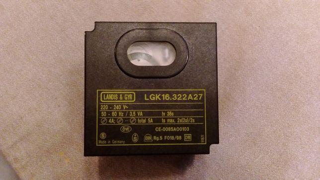 Automat zegar sterujący landis&gry (siemens)