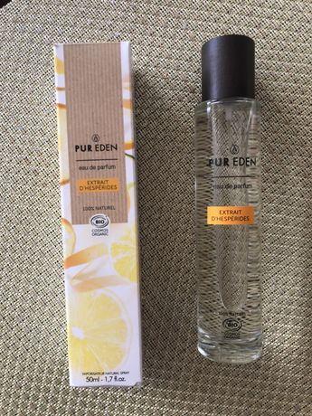 Pur Eden Extrait D'Hesperides perfum organiczne naturalne bio vegan